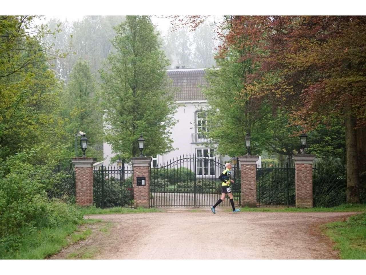 Groene Woud Lente Trail 101