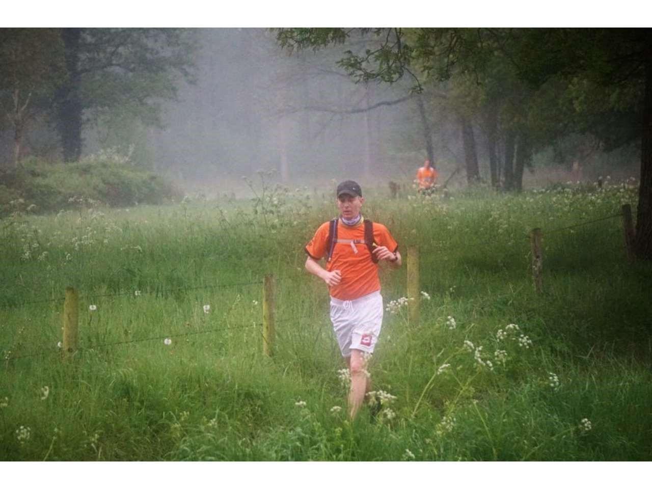 Groene Woud Lente Trail 109