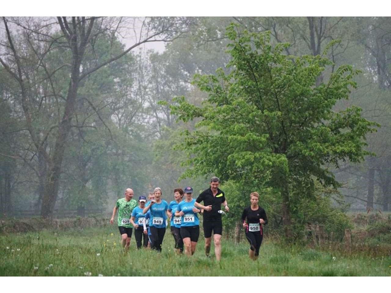 Groene Woud Lente Trail 110