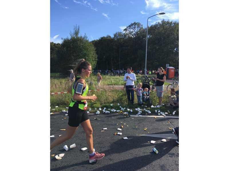 Halve marathon Eindhoven 2018 1