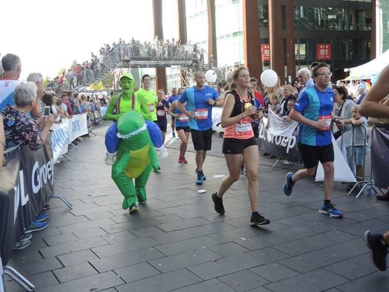 Halve marathon Eindhoven 2018 6