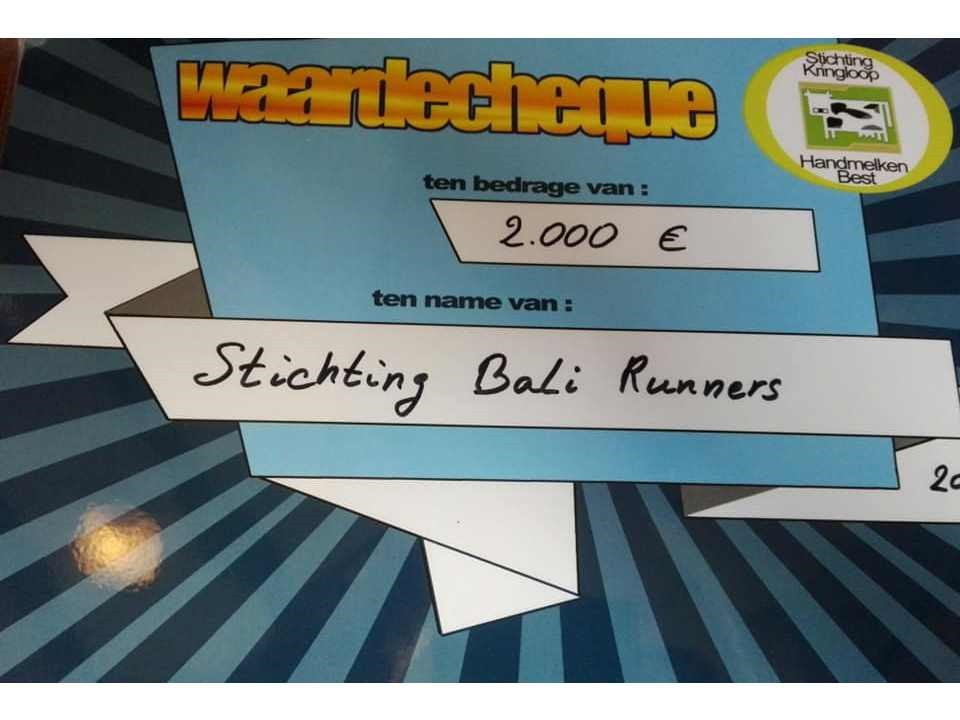 Cheque Handmelken 3