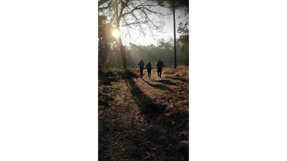 Groene Woud Lente Trail 2019 2