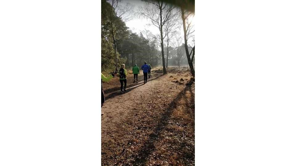 Groene Woud Lente Trail 2019 4
