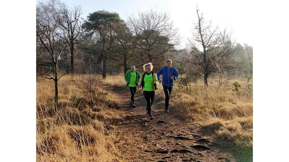 Groene Woud Lente Trail 2019 7