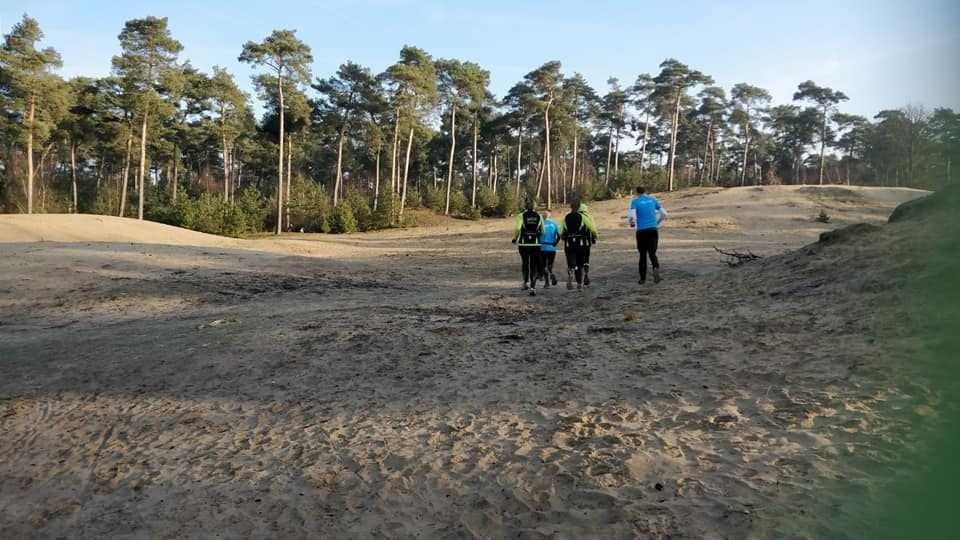 Groene Woud Lente Trail 4
