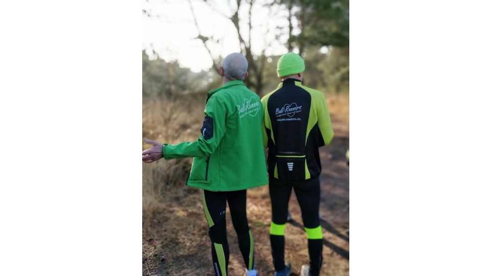 Groene Woud Lente Trail 5