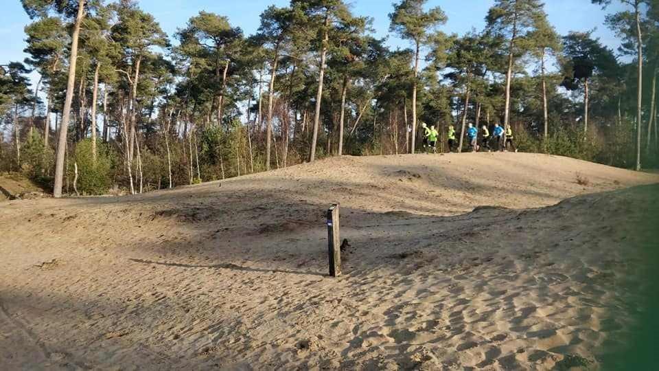Groene Woud Lente Trail 6
