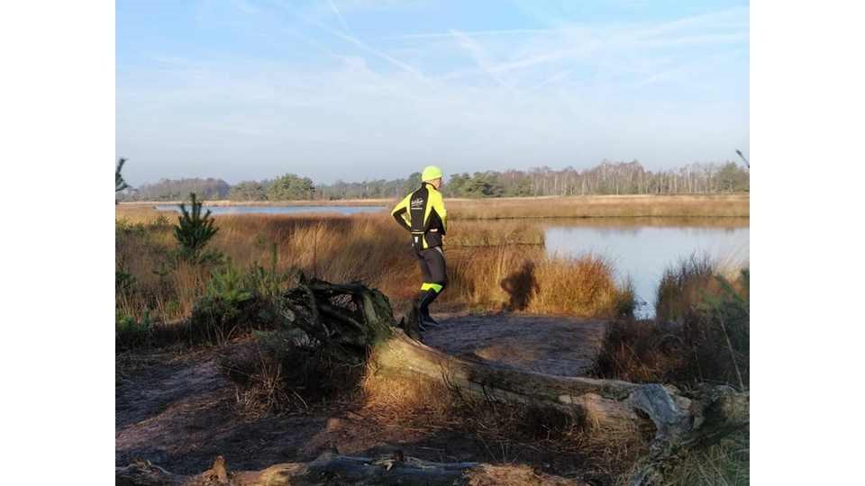 Groene Woud Lente Trail 7
